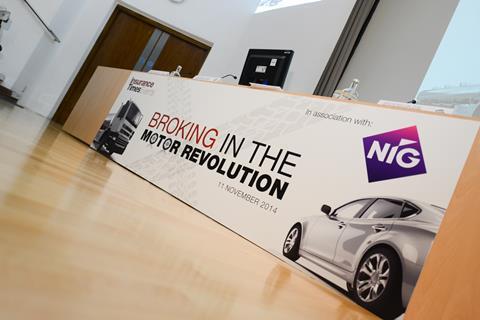 Broking in the Motor Revolution 2014